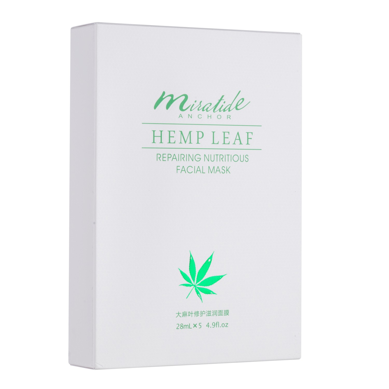 大麻叶修护滋润面膜